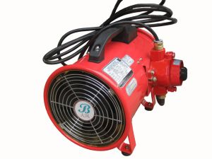 "8"" 110V Red Explosion Proof Portable Ventilaton Fan pictures & photos"