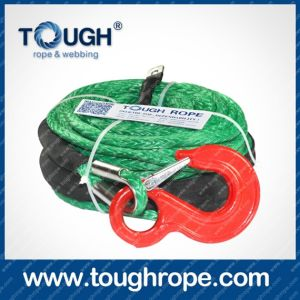 Wakeboard Winch Dyneema Synthetic 4X4 Winch Rope with Hook Thimble Sleeve Packed as Full Set pictures & photos
