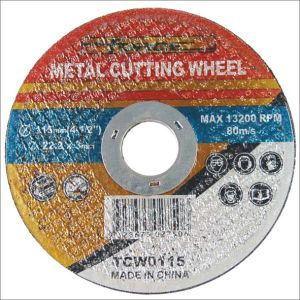 Power Accessories Super Thin Cutting Wheel Metal Abrasive Stainless Steel pictures & photos