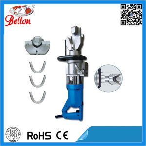 Rebar Bending Machine Electric Hand-Held Steel Bar Bender Be-Rb-16 pictures & photos