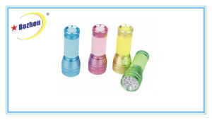 Factory Direct Sale High Quality Bright Red Light Flashlight Torch pictures & photos