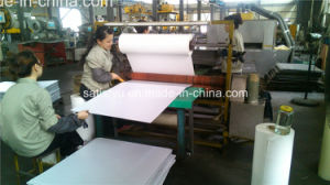 PE Rubber Film with Milky