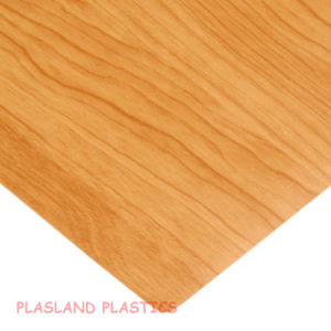 Wood PVC Sheet /Wooden Sheet pictures & photos