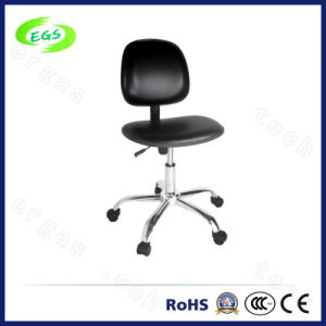 Black PU ESD Antistatic Work Chair for Cleanroon Office and Lab (EGS-3310-GHL) pictures & photos