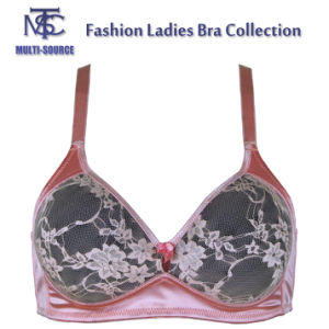 Wholesale Women Cheap Plus Size Sexy Cotton Bra