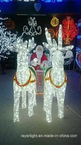 136cm LED Party Decoration Christmas Deer Light pictures & photos