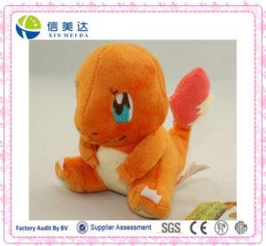 Super Cute 12cm Mini Charmander Plush Toys pictures & photos