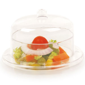 PP/PS Plastic Bowl Mini Oval Bowl 3 Oz with Lid pictures & photos