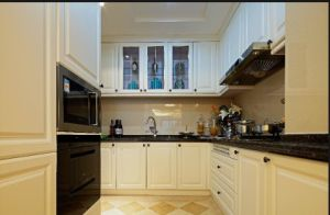 2017 New Design Customized Home Furniture Kitchen Cabinet Yb170904 pictures & photos