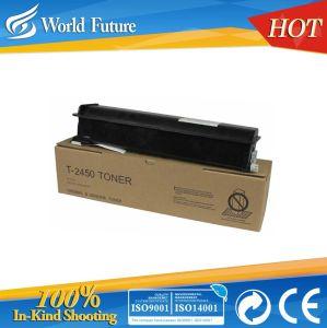Copier Toner Cartridge T2450 for Toshiba Estudio 245 pictures & photos