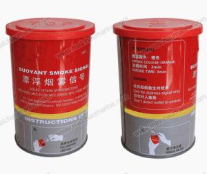 Marine Pyrotechnics Buoyant Emergency Smoke Signal pictures & photos