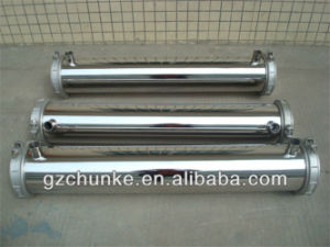 Chunke Stainless Steel RO Membrane Vessel pictures & photos