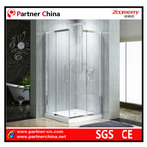 High Quality Shower Enclosure with Aluminum Frame (09-CG1142) pictures & photos