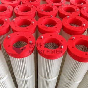 Forst Dust Collector Spunbond Pleated Filter Cartridge pictures & photos
