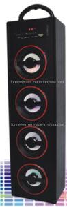 Wood USB SD Speaker 3W*4 Bg311b Portable Speaker pictures & photos