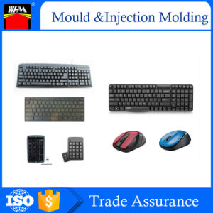Low Cost Small Volume Production Plastic Injection Mould for Computer