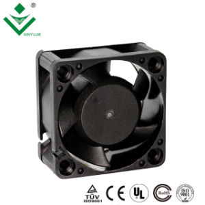 40*40*20mm DC Cooling Fan 2017 Hot Plastic Fan pictures & photos