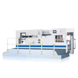 Automatic Die Cutting and Creasing Machine (ZXY1200) pictures & photos
