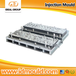 Cheap Electronic Parts Plastic Injection Molding Mould Factory pictures & photos