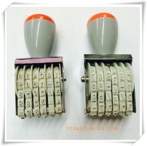 Number Date Roller Stamp for Promotional Gifts (OI36024) pictures & photos