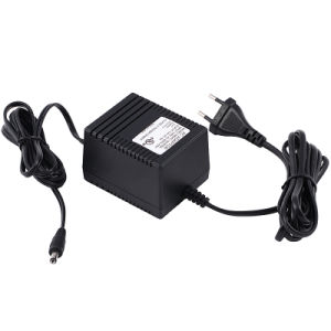 12V/2A/24W Linear Power Adapter, CE/GS/UL-Certified/RoHS/Customized Designs/3-Year Warranty/OEM/ODM pictures & photos