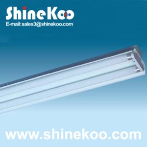 2ft Separatory Steel Sheet LED Fluorescent Lamp (SUNYG2-2F 2X10W) pictures & photos