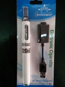 Boluvaper Super Electronic Cigarette EGO E Cig Gt with Rebuildable Atomizer Kit