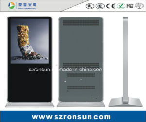55inch Floor Standing HD Touch Screen LCD Display Advertising pictures & photos
