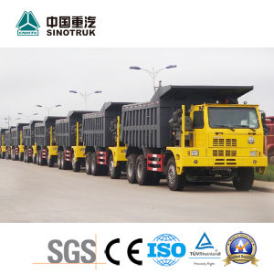 Competive Price HOWO King Mining Dumper Truck of 70ton