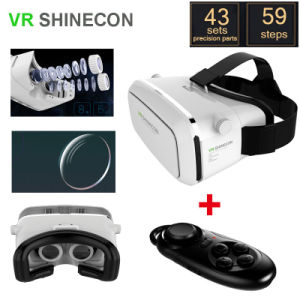 3D Vr Virtual Reality Headset 3D Glasses Vr Box pictures & photos