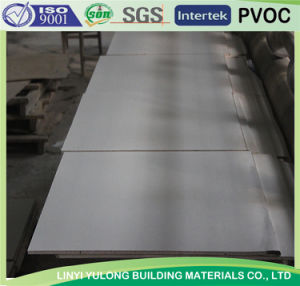PVC Gypsum Ceiling Tile with Aluminium Foil Back pictures & photos