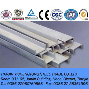 ASTM Standard Stainless Steel U-Channel Bar-Large Quantity Support pictures & photos