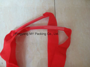 Professional Manufacturer of PP Woven Supermarket Bag pictures & photos