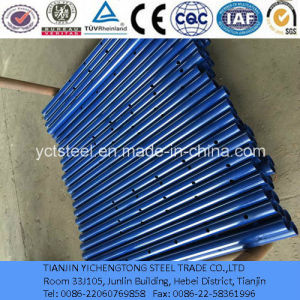 Blue Painted Steel Scaffolding Props for Concrete Slab Supporting pictures & photos