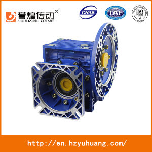 Nmrv 030-150 Worm Speed Reducer Gearbox Gear Box pictures & photos