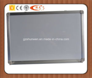 Hot Sell Magnetic Wriitng Whiteboard with Aluminum Frame ISO, SGS, CE Certificate Model No. Sw-11