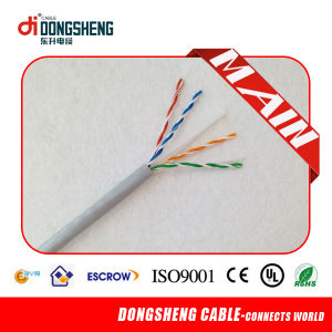 24 Years Factory Price Cat5e/CAT6/CAT6A UTP Cable pictures & photos