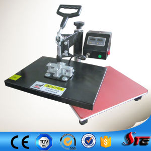 Shaking Head Manual Printing Machine Transfer Equipment pictures & photos