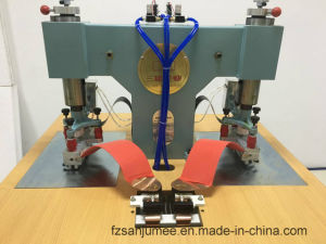 Ce Approved High Frequency Welding and Cutting Machine for Shoe Upper pictures & photos