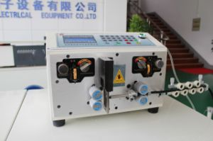 Computerized Wire Stripping Machine, Cable Stripping (round jacket model) pictures & photos