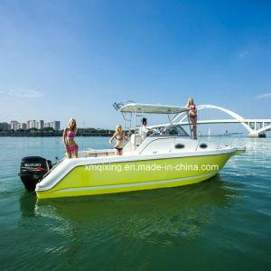 30′ Fiberglass High Speed Motor Sport Fishing Yacht pictures & photos