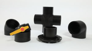 Equal Tee (Sockt Joint) for HDPE Fittings pictures & photos