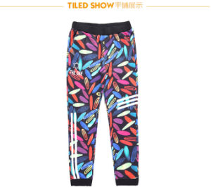 P11132 Fashion Size 38-48 Men Colored Slim Sport Pants pictures & photos