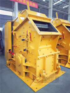High Quality Limestone/River Stone Impact Crusher, Stone Crusher Machine pictures & photos
