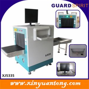 X-ray Metro, Airport, Subway, Railway Station Baggage Scanner Xj5335 pictures & photos