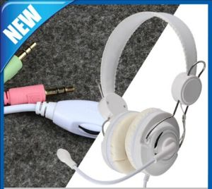 3.5mm Surround Gaming Over-Ear Stereo Headphones Headset pictures & photos