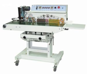 Zs-44 High Speed Plastic Packaging Machine pictures & photos