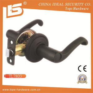 Zamak Tubular Door Handle Lock-Tl7803 pictures & photos