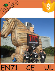 Hot Sale Custom Giant Inflatable Advertising Horse for Giant Inflatable Animals