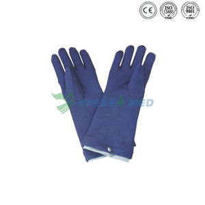 Ysx1521 Medical Radiation Protective Lead Gloves pictures & photos